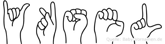 Yüksel in Fingersprache für Gehörlose