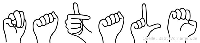 Natale in Fingersprache für Gehörlose