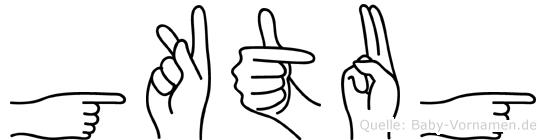 Göktug in Fingersprache für Gehörlose