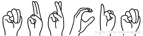 Nurcin in Fingersprache für Gehörlose