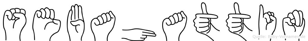 Sebahattin in Fingersprache für Gehörlose