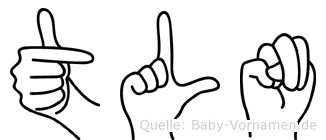 Tülün in Fingersprache für Gehörlose
