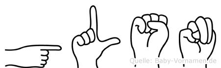 Gülsün in Fingersprache für Gehörlose