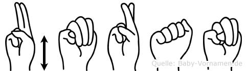 Ümran in Fingersprache für Gehörlose