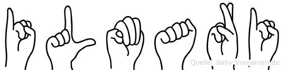 Ilmari in Fingersprache für Gehörlose
