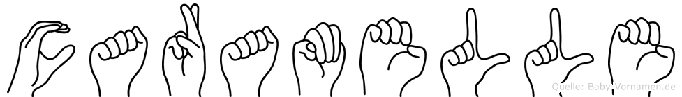 Caramelle in Fingersprache für Gehörlose