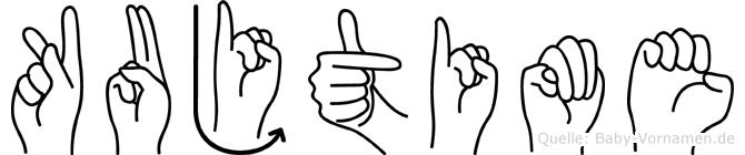 Kujtime in Fingersprache für Gehörlose