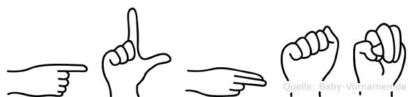 Gülhan in Fingersprache für Gehörlose