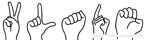 Vlade in Fingersprache für Gehörlose