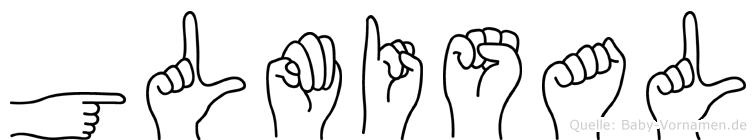 Gülmisal in Fingersprache für Gehörlose