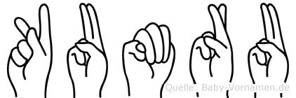Kumru in Fingersprache für Gehörlose