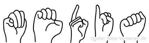Media in Fingersprache für Gehörlose