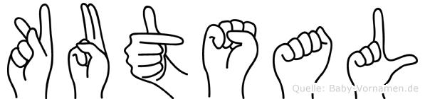 Kutsal in Fingersprache für Gehörlose