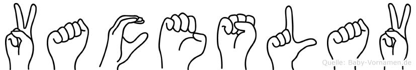Vaceslav in Fingersprache für Gehörlose