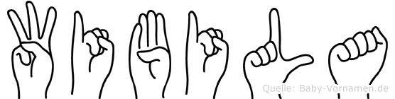 Wibila in Fingersprache für Gehörlose