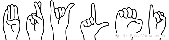 Brylei in Fingersprache für Gehörlose