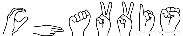 Chavvis in Fingersprache für Gehörlose