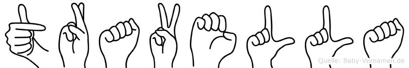 Travella in Fingersprache für Gehörlose