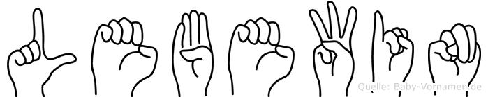 Lebewin in Fingersprache für Gehörlose