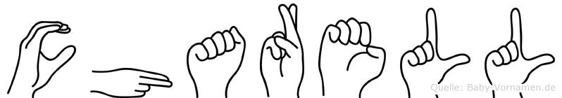 Charell in Fingersprache für Gehörlose