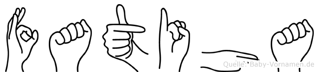 Fatiha in Fingersprache für Gehörlose