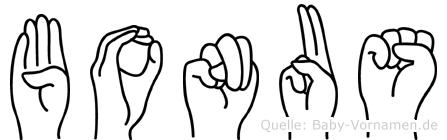 Bonus in Fingersprache für Gehörlose