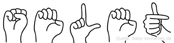 Selet in Fingersprache für Gehörlose