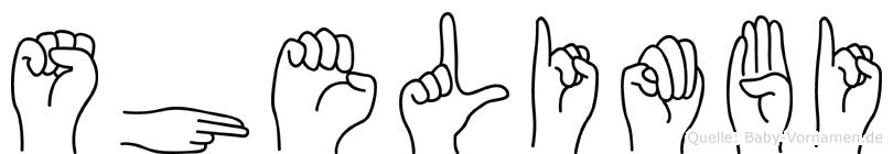 Shelimbi in Fingersprache für Gehörlose
