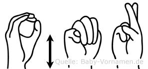 Ömür in Fingersprache für Gehörlose