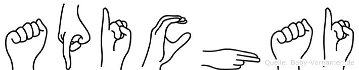 Apichai in Fingersprache für Gehörlose