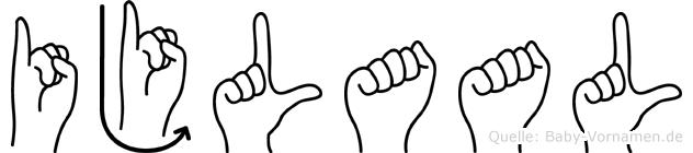 Ijlaal in Fingersprache für Gehörlose