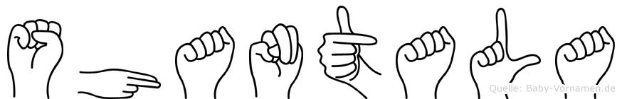 Shantala in Fingersprache für Gehörlose