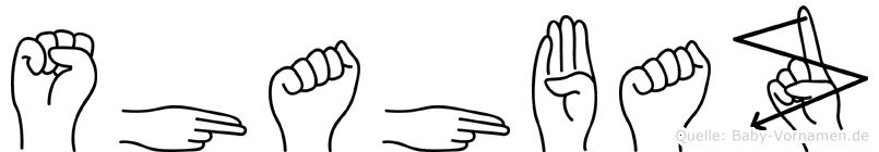 Shahbaz in Fingersprache für Gehörlose