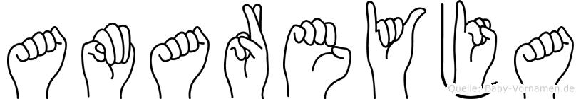 Amareyja in Fingersprache für Gehörlose