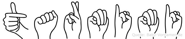 Tarmimi in Fingersprache für Gehörlose
