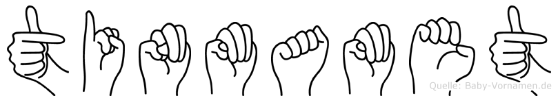 Tinmamet in Fingersprache für Gehörlose