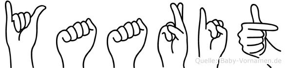 Yaarit in Fingersprache für Gehörlose