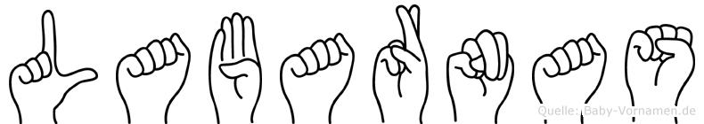 Labarnas in Fingersprache für Gehörlose