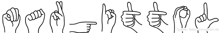 Margittol in Fingersprache für Gehörlose