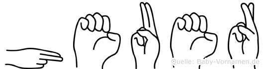 Heuer in Fingersprache für Gehörlose