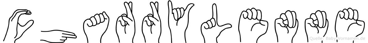 Charrylenne in Fingersprache für Gehörlose