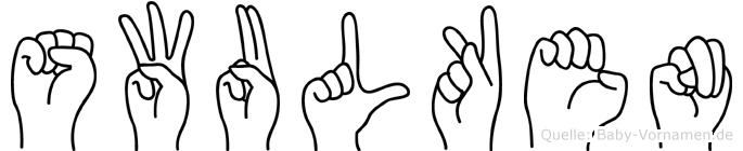 Swulken in Fingersprache für Gehörlose