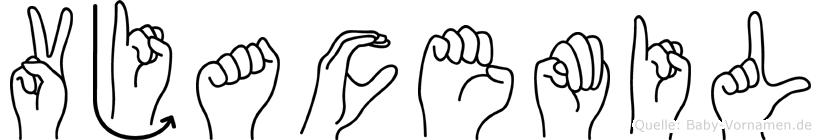 Vjacemil in Fingersprache für Gehörlose