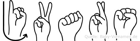Jvars in Fingersprache für Gehörlose