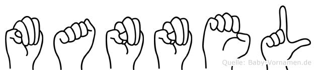 Mannel in Fingersprache für Gehörlose