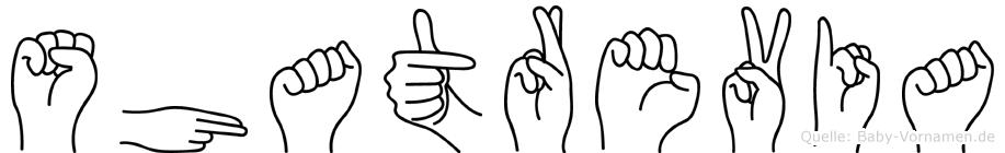 Shatrevia in Fingersprache für Gehörlose