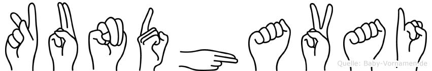 Kundhavai in Fingersprache für Gehörlose