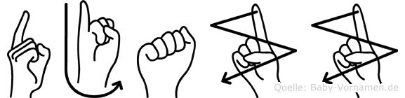 Djazz in Fingersprache für Gehörlose