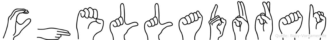Chelladurai in Fingersprache f�r Geh�rlose