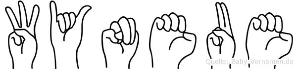 Wyneue in Fingersprache für Gehörlose